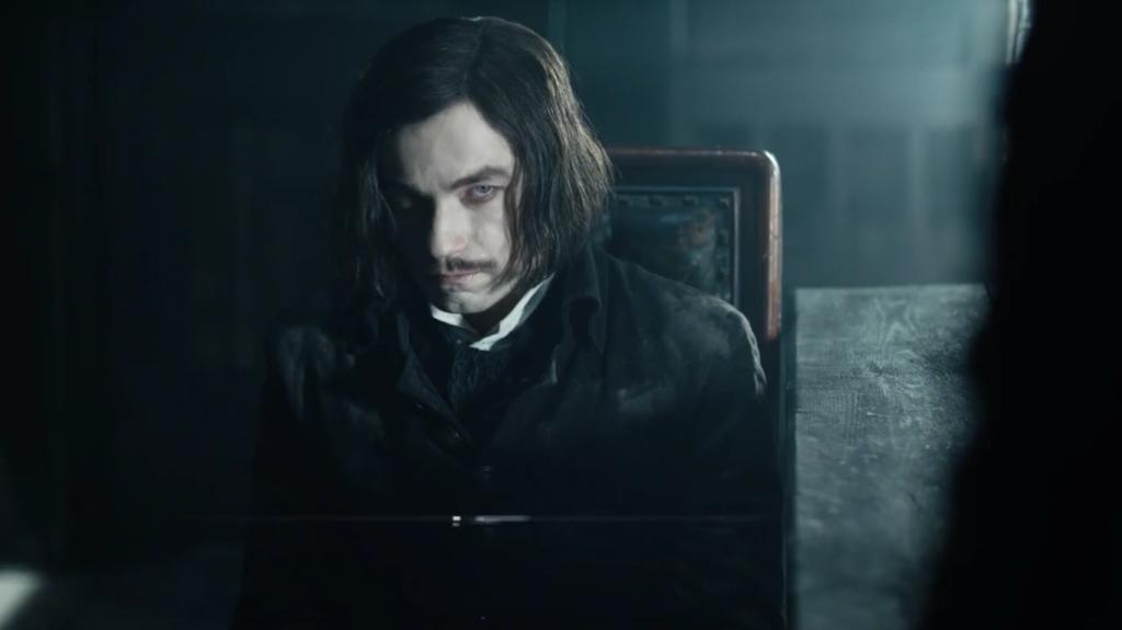 Кадр из сериала Гоголь 2019