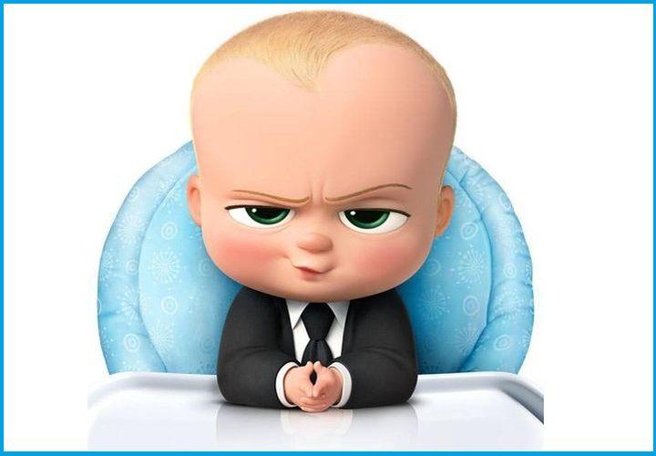 Кадр из мультфильма Босс-молокосос 2