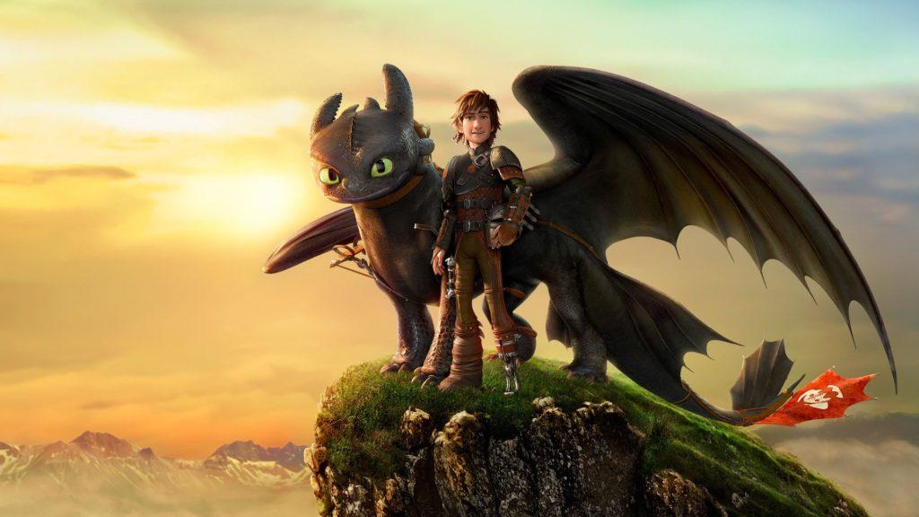 Кадр из сериала Драконы 6 сезон