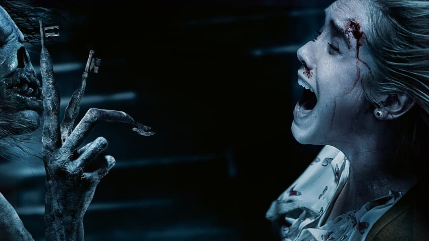 Кадр из фильма Астрал 5