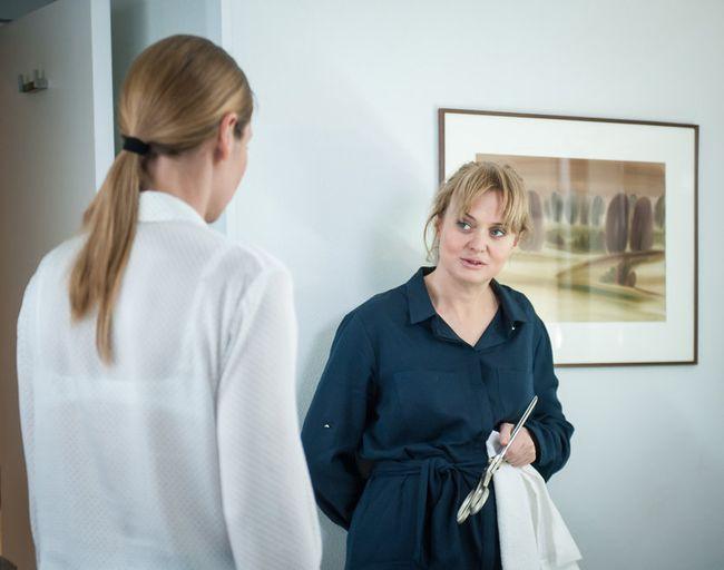 Кадр из сериала Обычная женщина 2 сезон