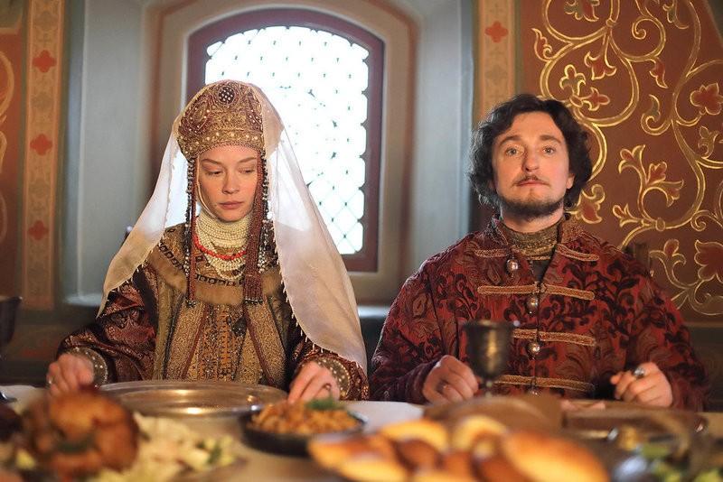 Кадр из сериала Годунов 2 сезон