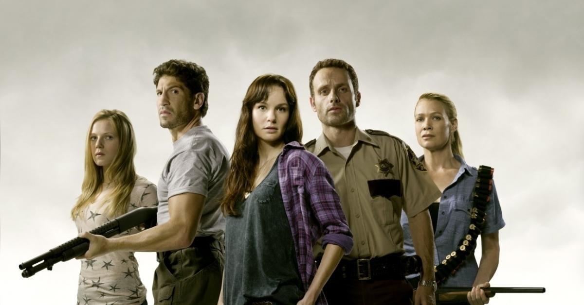 Кадр из сериала Ходячие мертвецы 11 сезон