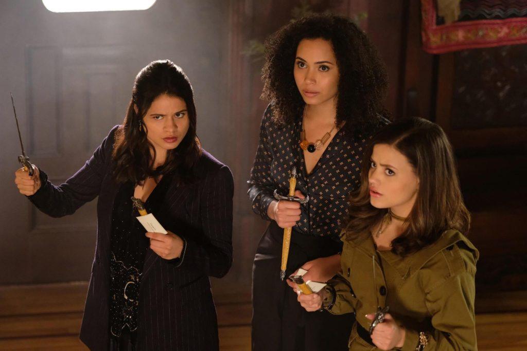 Кадр из сериала Зачарованные 2 сезон