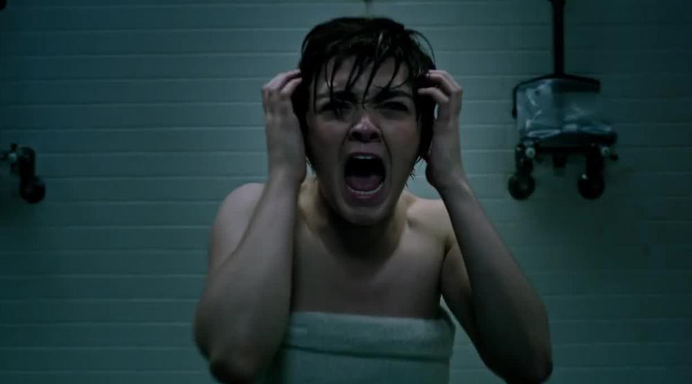 Кадр из фильма Новые мутанты 2