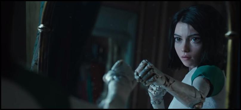 Кадры из фильма Алита боевой ангел 2