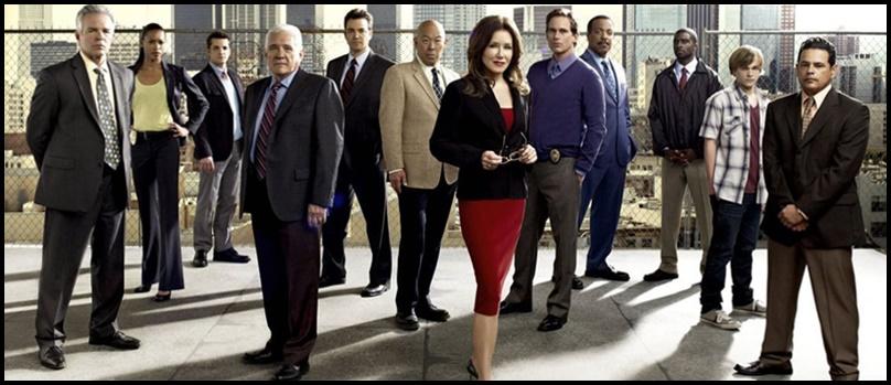 Кадры из сериала Особо тяжкие преступления 7 сезон