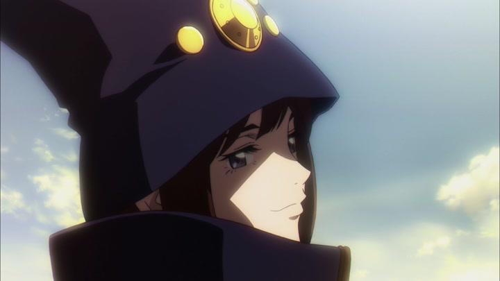 Кадры из аниме Бугипоп никогда не смеётся 2 сезон