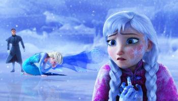 Кадры из мультфильма Холодное сердце 3