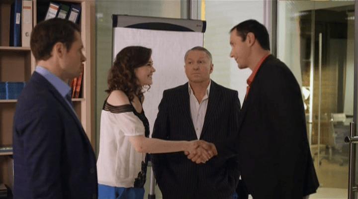Кадры из сериала Любовная сеть 2 сезон
