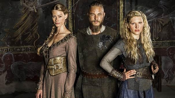 Кадры из сериала Викинги 6 сезон