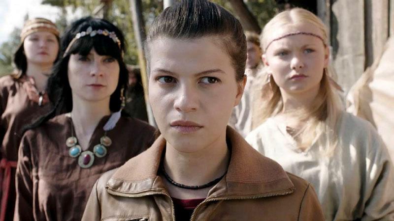 Кадры из сериала Седьмая руна 2 сезон