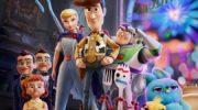 Кадры из мультфильма История игрушек 4