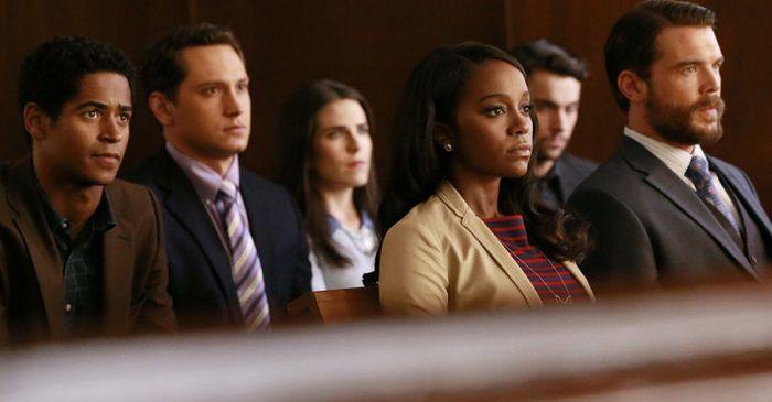 Кадры из сериала Как избежать наказания за убийство 6 сезон