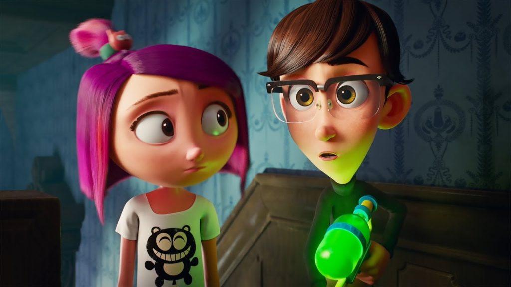 Кадры из мультфильма Гномы в доме 2