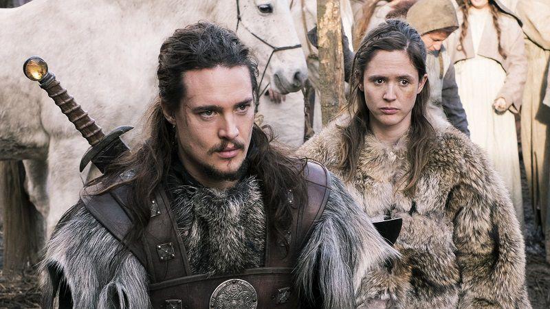 Кадры из сериала Последнее королевство 4 сезон
