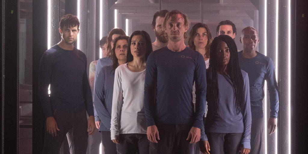 Кадры из сериала Происхождение 2 сезон