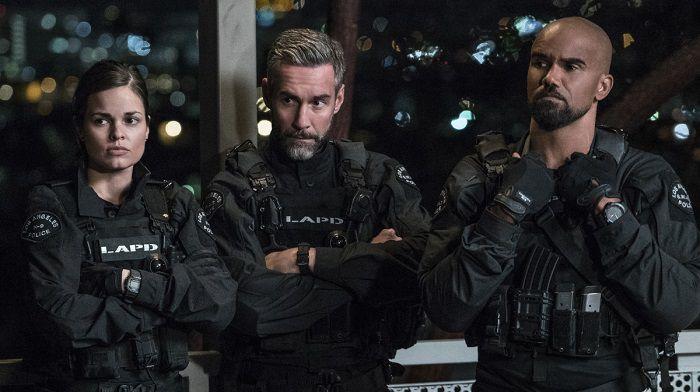 Кадры из сериала Спецназ города ангелов 3 сезон
