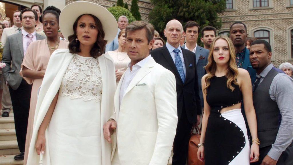 Кадры из сериала Династия 3 сезон