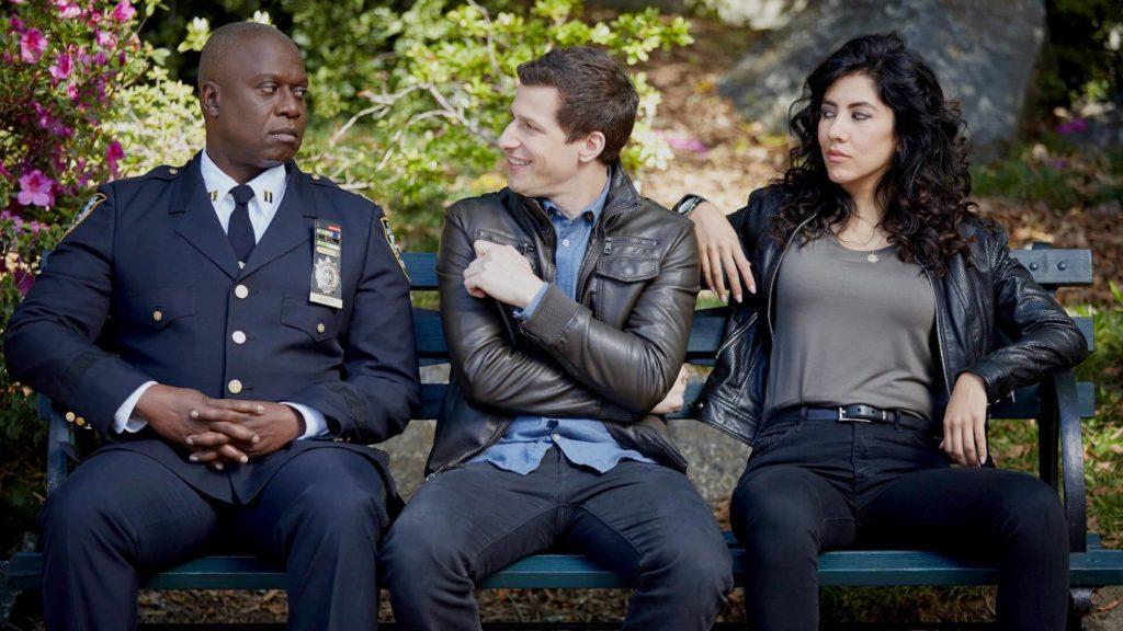 Кадры из сериала Бруклин 9-9 7 сезон