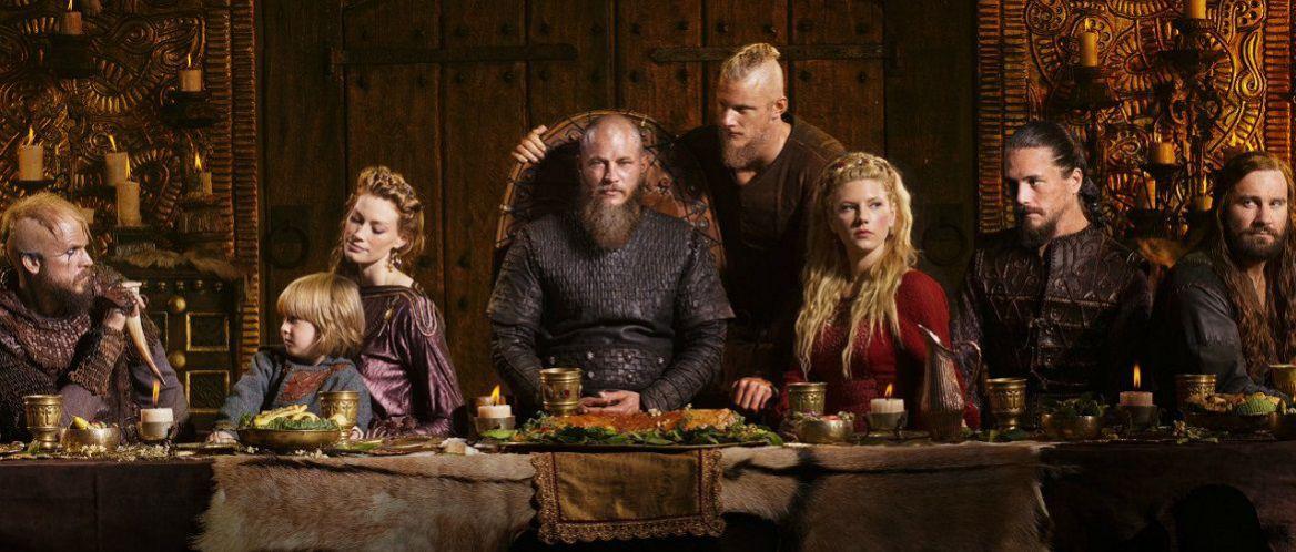 Кадры из сериала Викинги 7 сезон