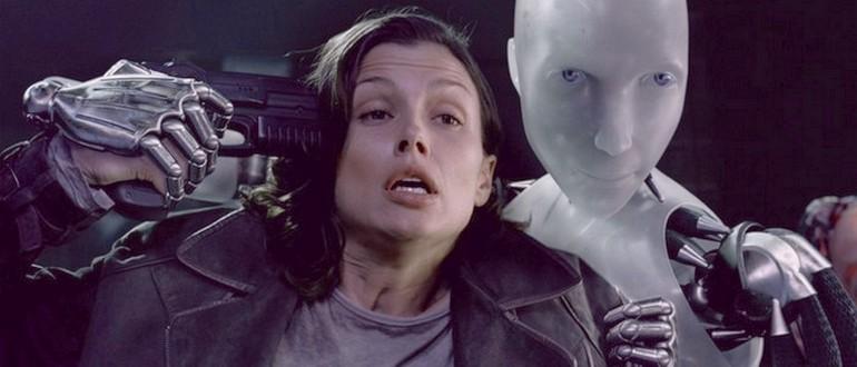 Кадры из фильма Я робот 2