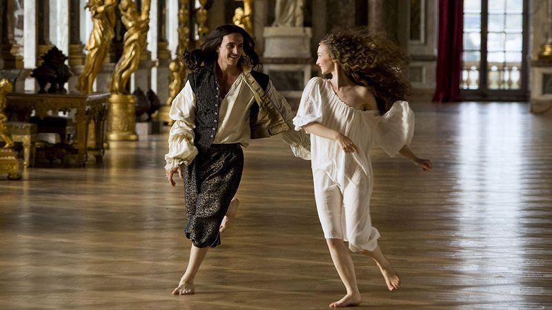 Кадры из сериала Версаль 4 сезон
