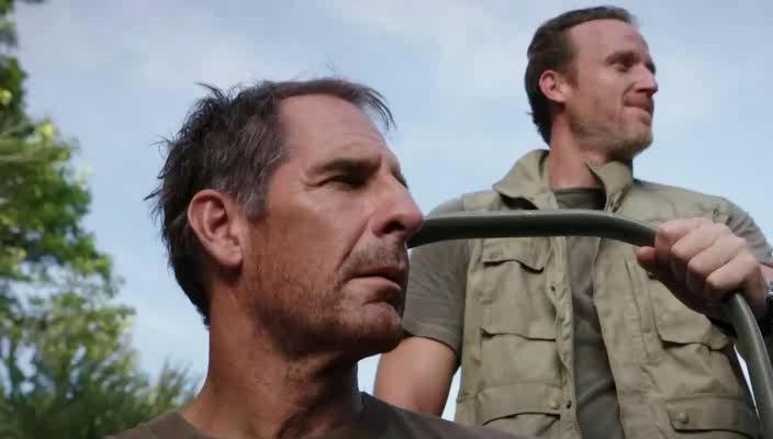 Кадры из сериала Морская полиция: Новый Орлеан 6 сезон