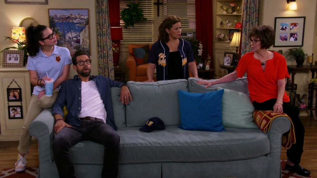 Кадры из сериала Живем сегодняшним днем 4 сезон