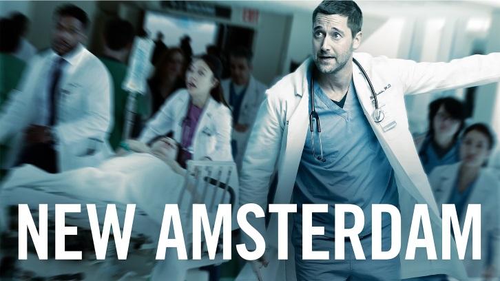 Кадры из сериала Новый Амстердам 2 сезон
