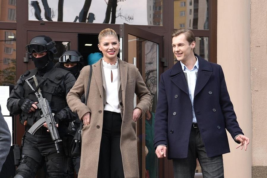 Кадры из сериала Следователь Горчакова 2 сезон