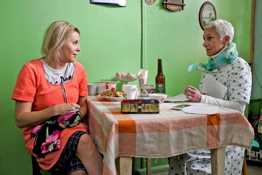 Кадры из сериала Ольга 5 сезон