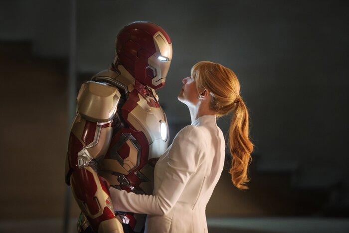 Кадры из фильма Железный человек 4