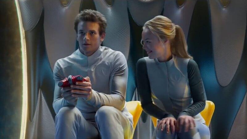 Кадры из фильма Вратарь Галактики 2