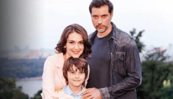 Кадры из сериала Привет, папа 2 сезон